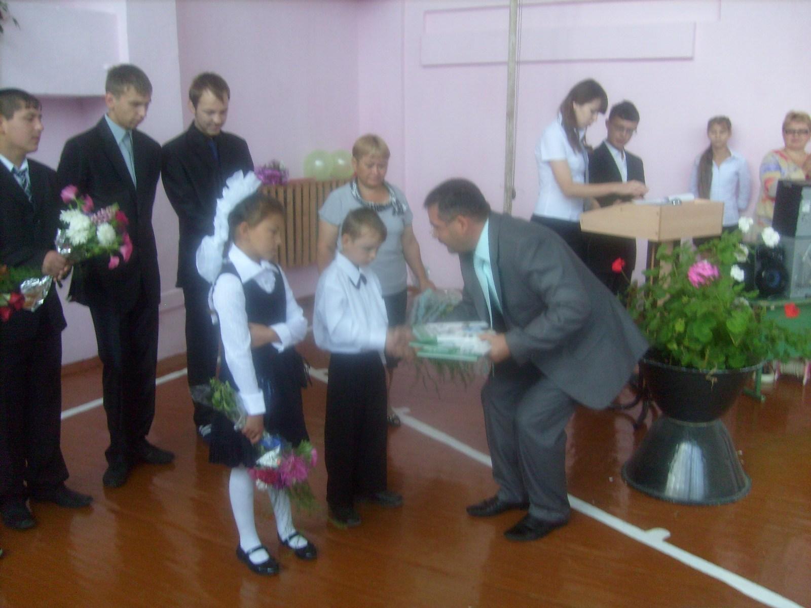День знаний. 1 сентября 2011 года