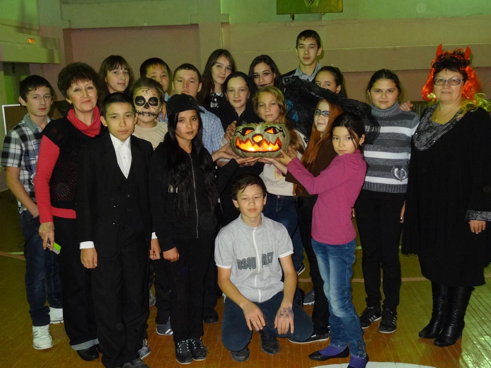 Осенний балл - 2013