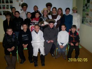 Вечер, посвященный 150-летию А.П.Чехова