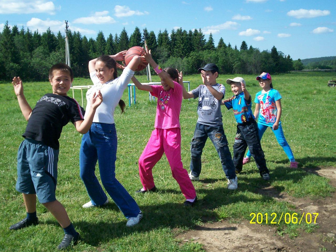 Летний оздоровительный лагерь