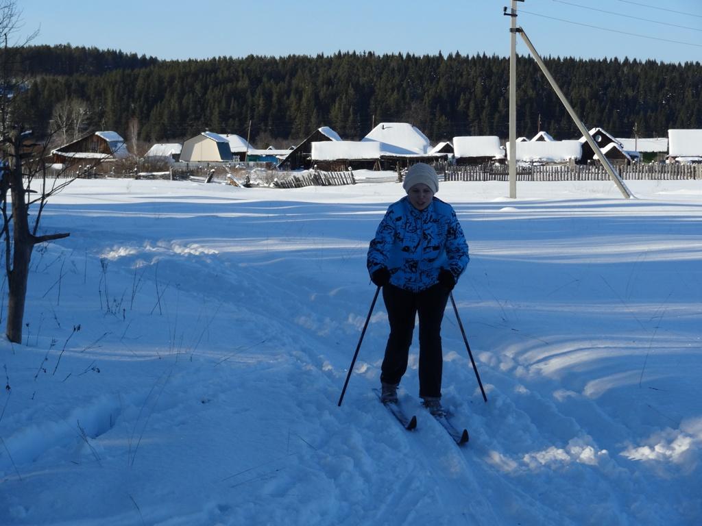 Лыжня России - 2013