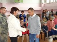 День знаний - 2012. Награждение учащихся