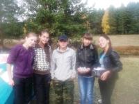 Районный турслет учащихся - 2012