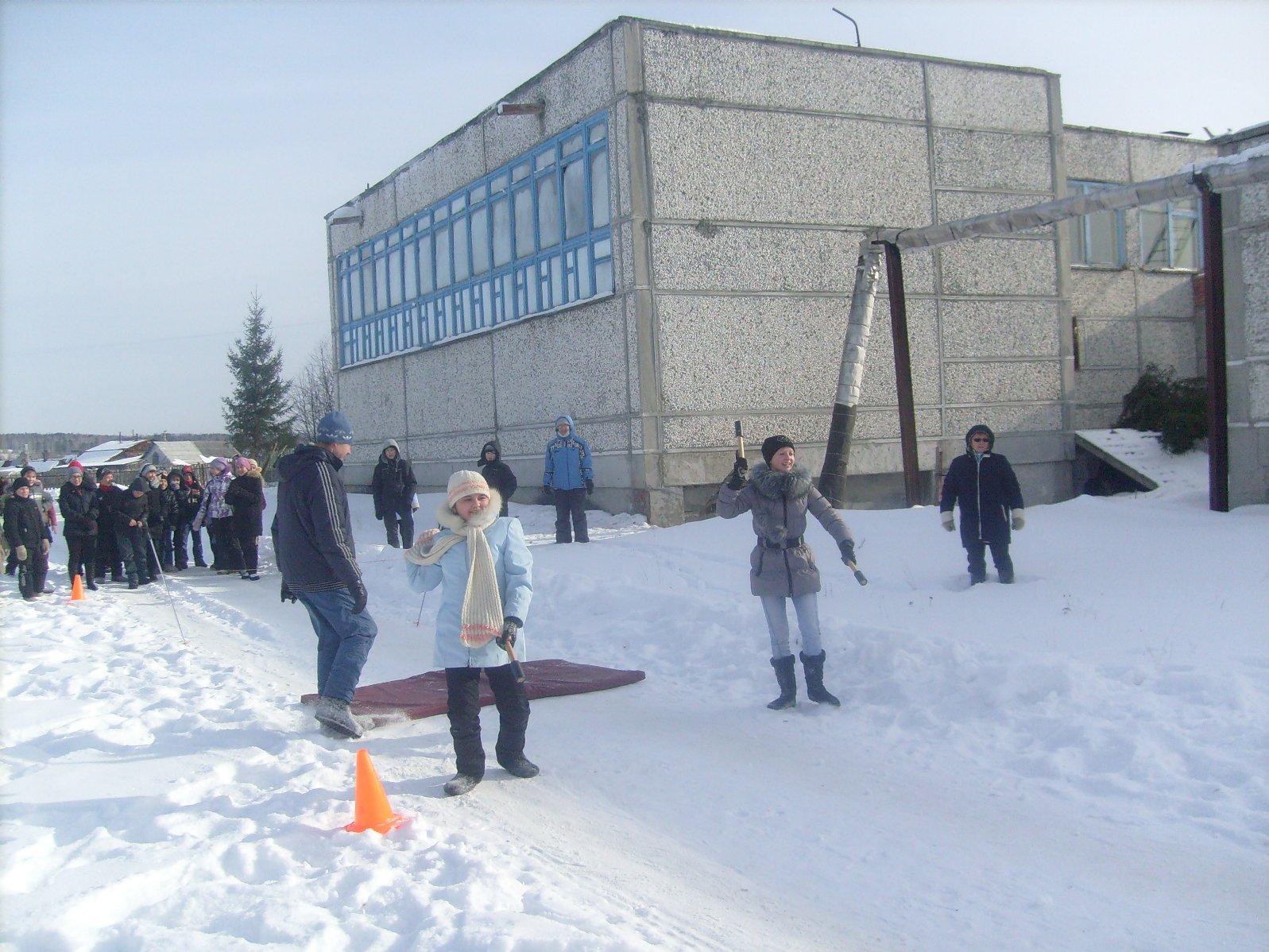 Зарница - 2012