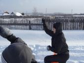 """Военно-спортивная игра \""""Зарница-2013\"""""""