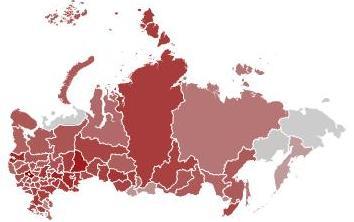 Карта наших посетителей