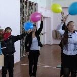 День учителя в МКОУ СОШ д. Васькино