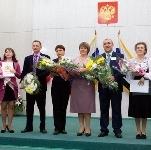 Лауреаты премии Губернатора Свердловской области