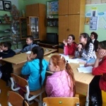 Заседание совета командиров МКОУ средней школы деревни Васькино