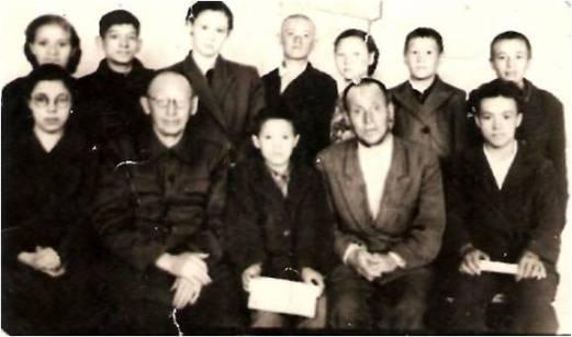 Выпускники 1956 года
